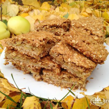 Батончики Johnny Appleseed bars